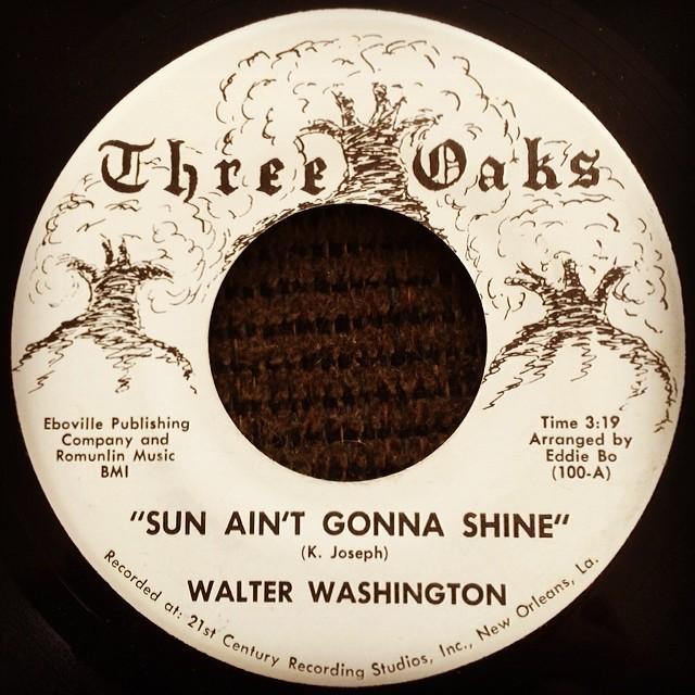 Walter Washington - The Three Oaks 45