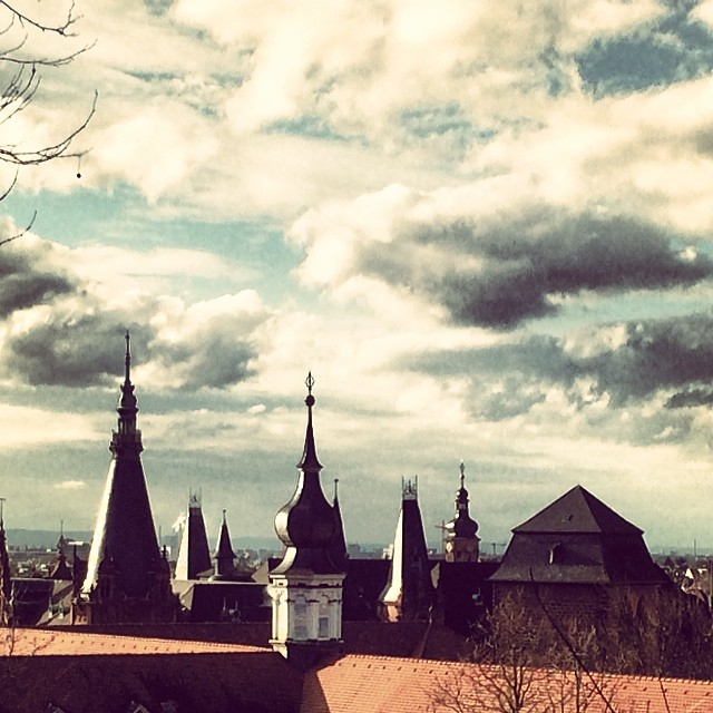 Heidelberg Steeples