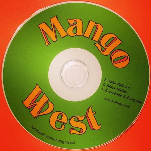 Mango West EP