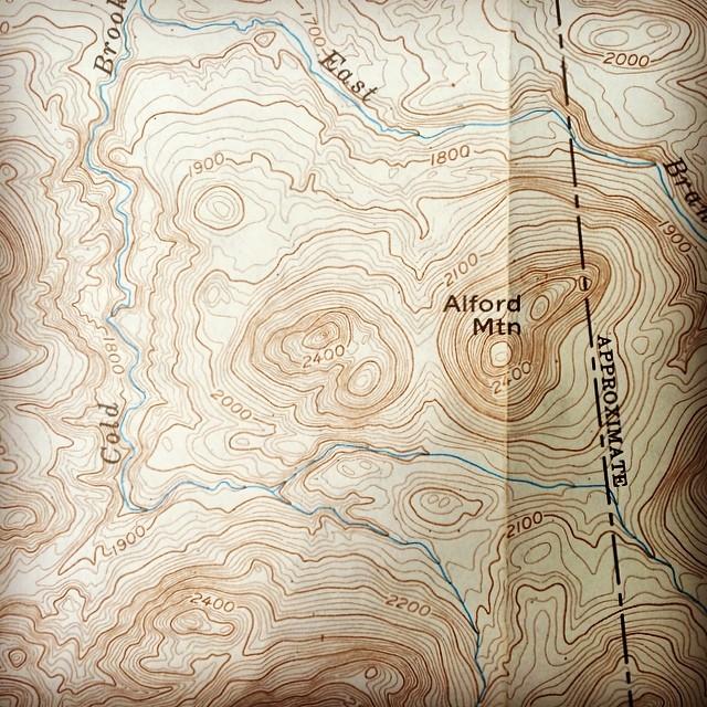 Alford Mountain