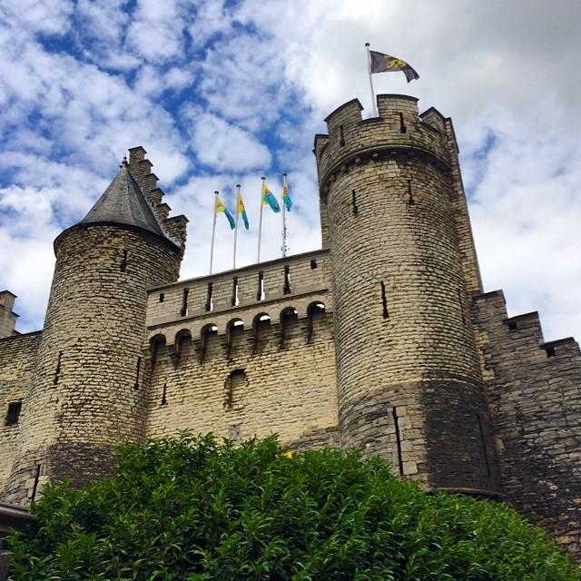 Het Steen, Antwerp