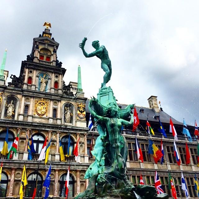 Stadhuis, Antwerp