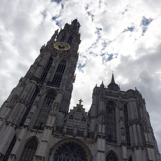 Good morning, Antwerp