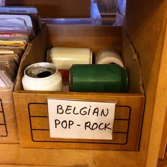 Belgian Pop-Rock