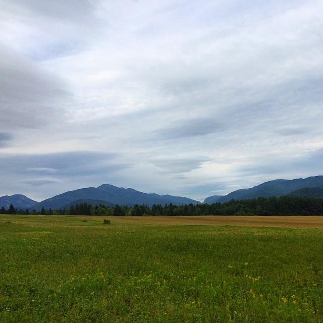 The MacIntyre Range