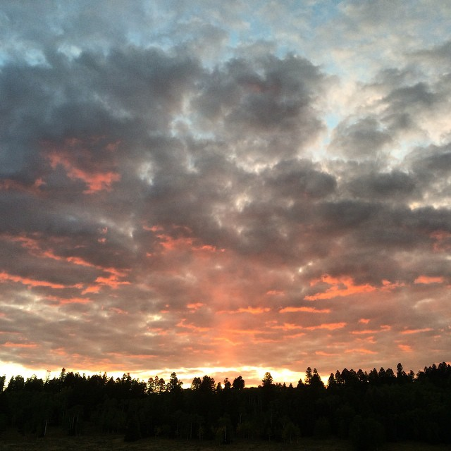 Pine Creek Sunrise