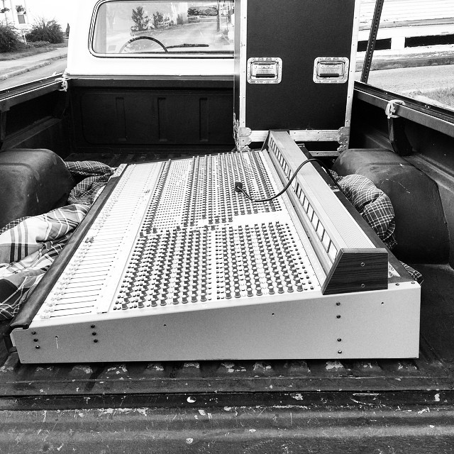 Soundboard in a '69 Chevy