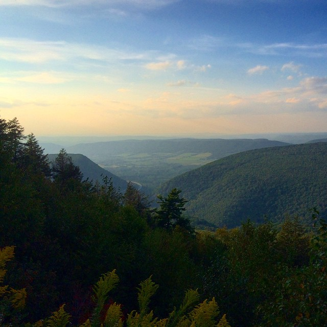 The Upper Nittany Valley