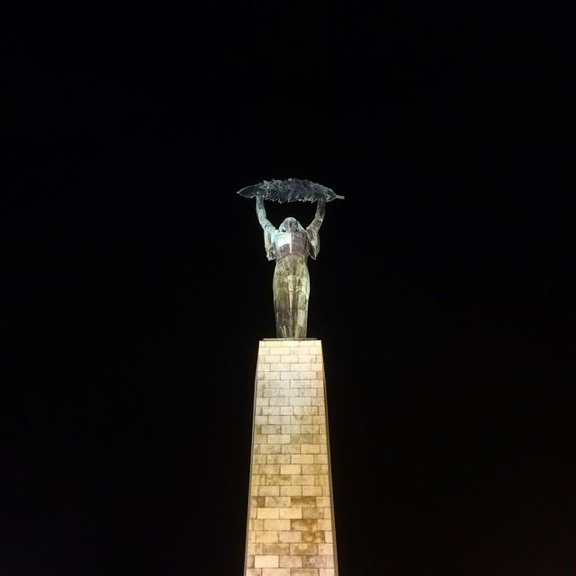 Liberty Statue, Budapest