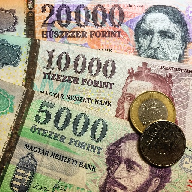The Hungarian Forint