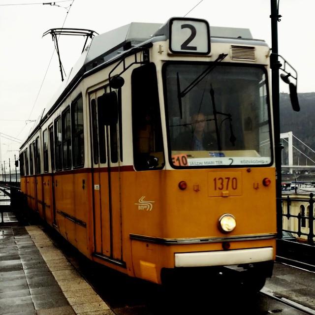 Line 2 Tram, Budapest