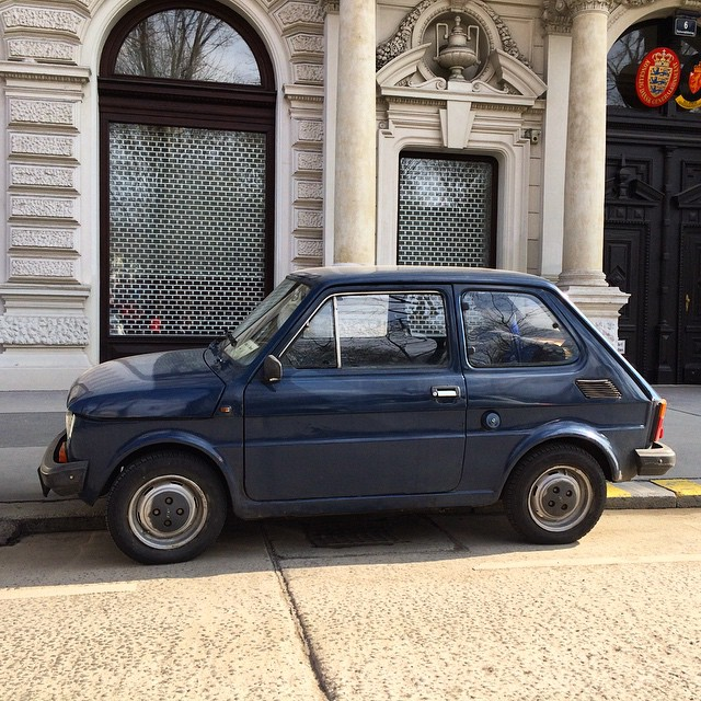 Fiat Sighting, Vienna