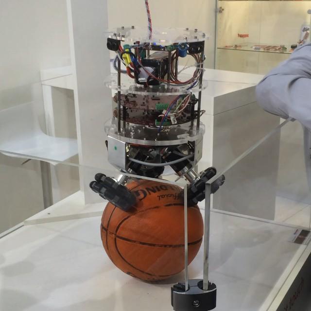 Balancing Robot Demo (embedded world 2015)