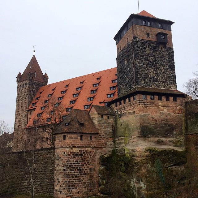 Imperial Castle of Nürnberg