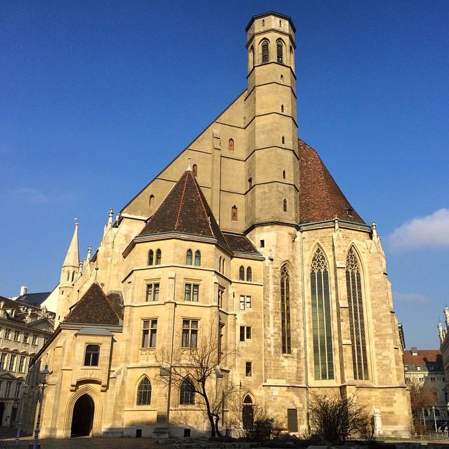 Minoritenkirche, Vienna