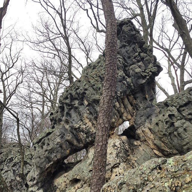 Standing Stone Outcrop