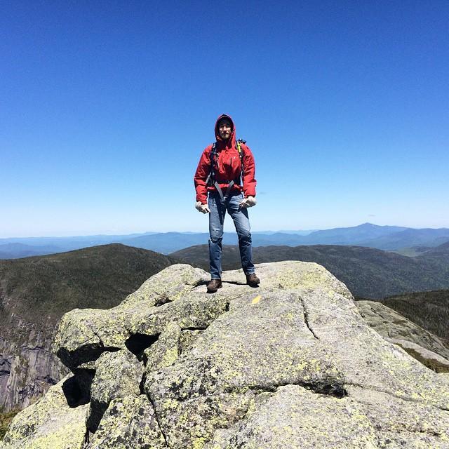 Mount Haystack Summit, 4,960 ft