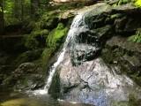 Falls along Gill Brook