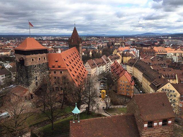 Nuremberg Altstadt, Germany