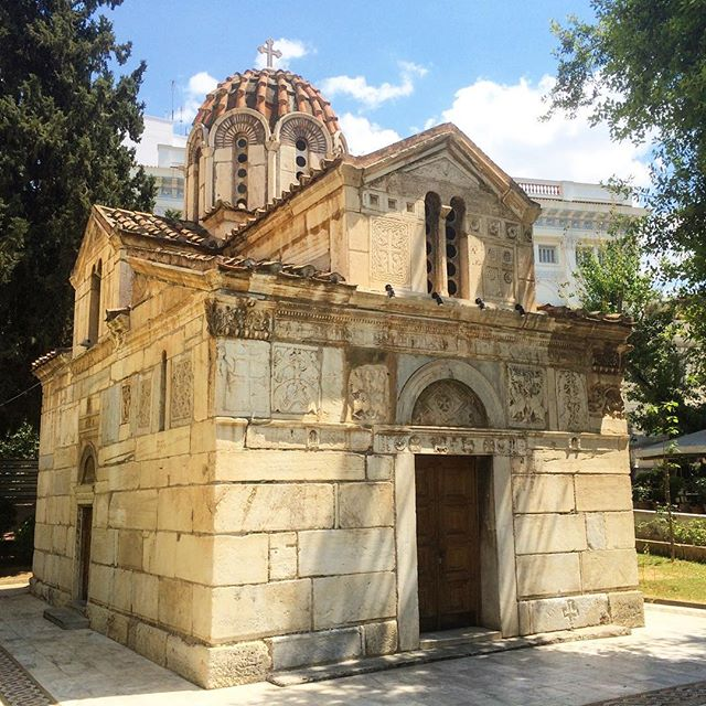 Church of St. Eleftherios, Athens