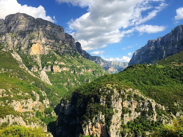 Astraka and the Vikos Gorge, Greece