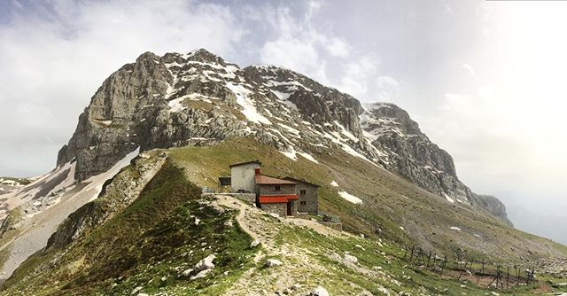 Astraka-Tymfi Mountain Refuge, Greece
