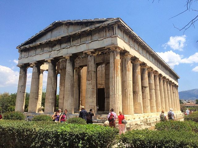 Temple of Hephaistos, Athens