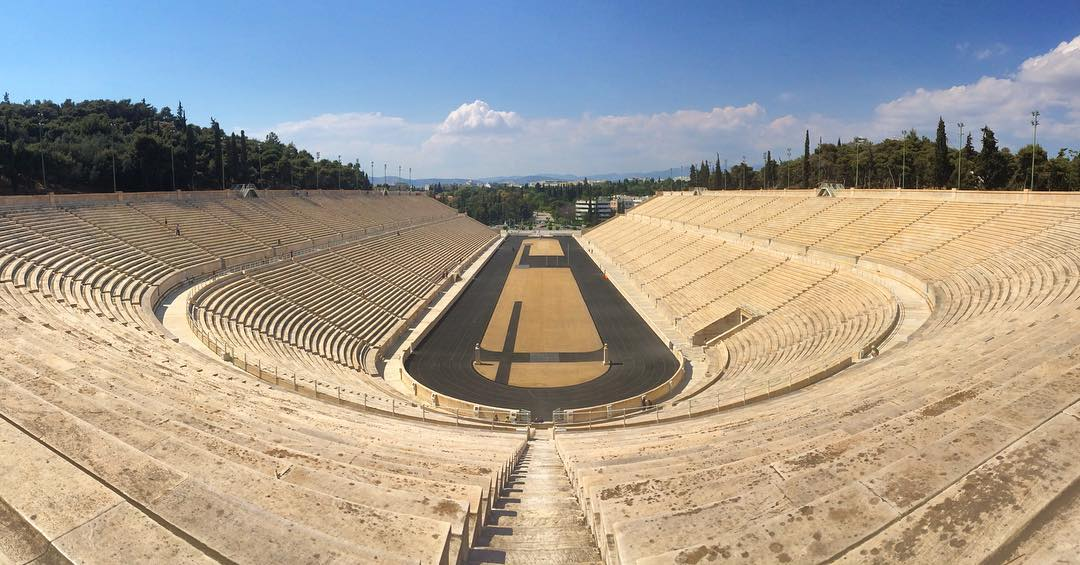 Panathenaic Stadium, Athens