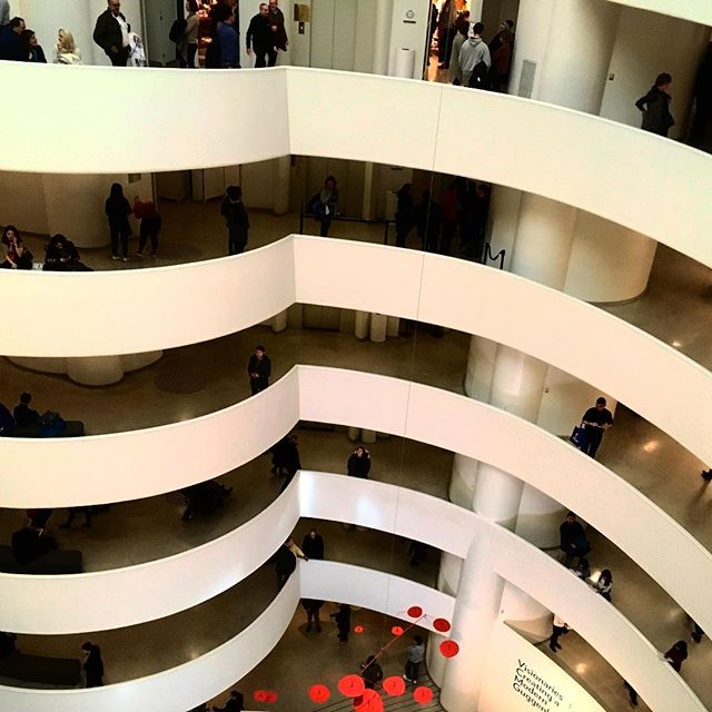 The Guggenheim, New York