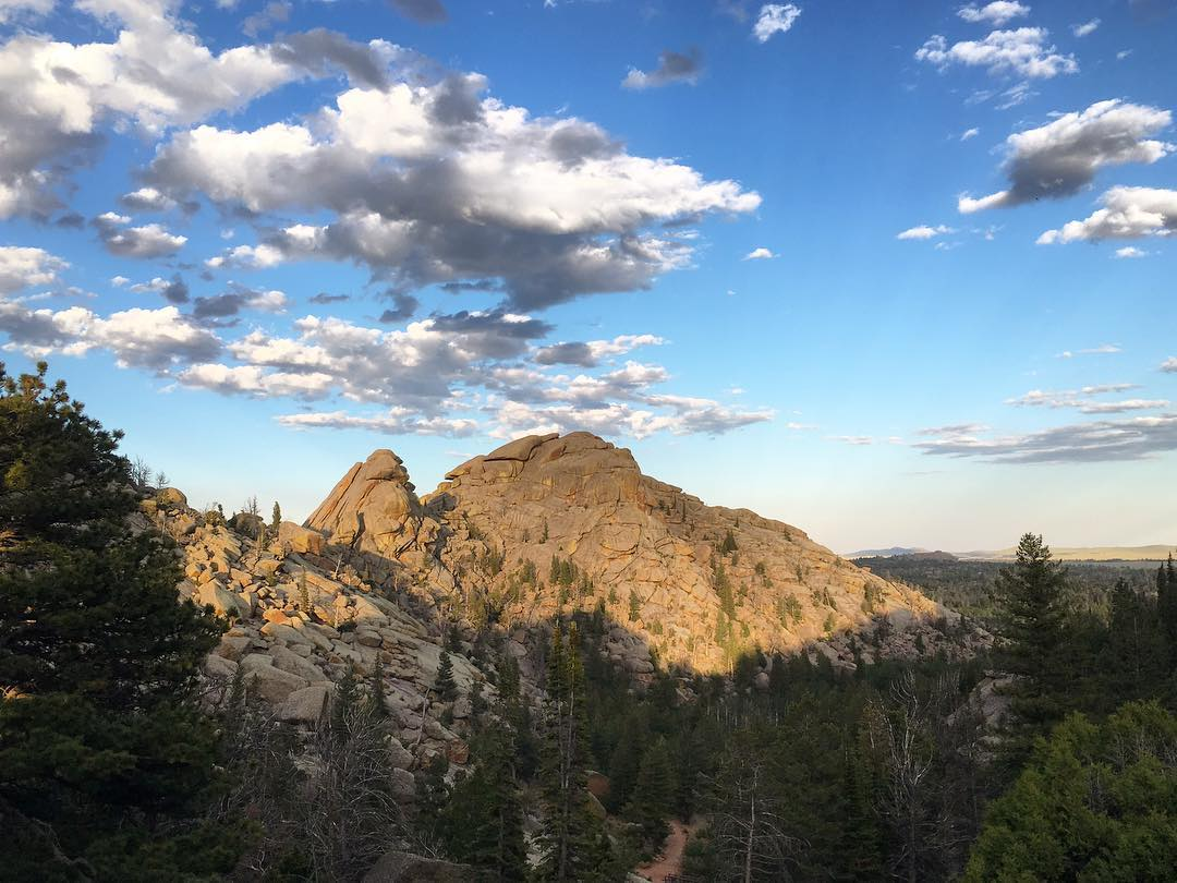 Vedauwoo, Wyoming