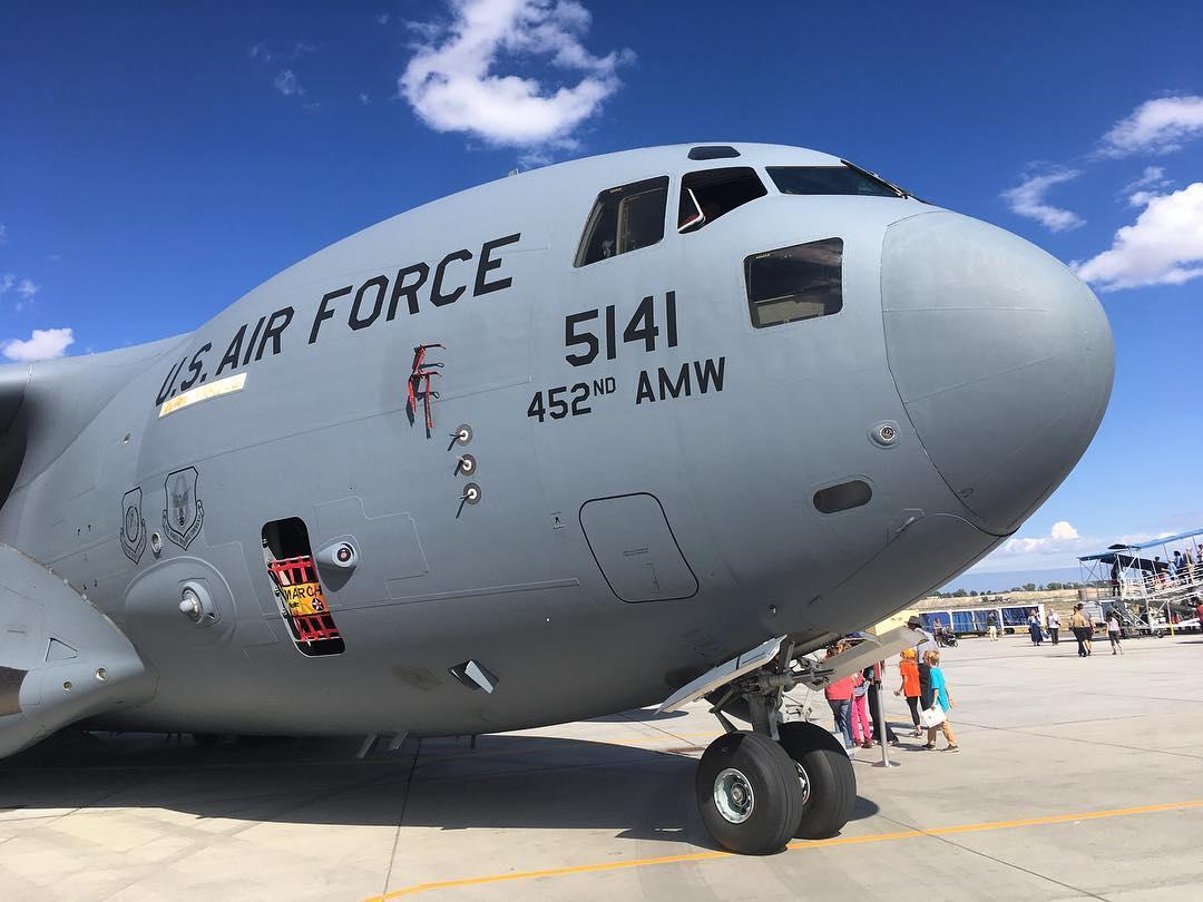 Boeing C-17 Globemaster III