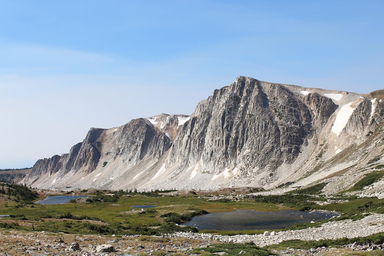 The Snowy Range
