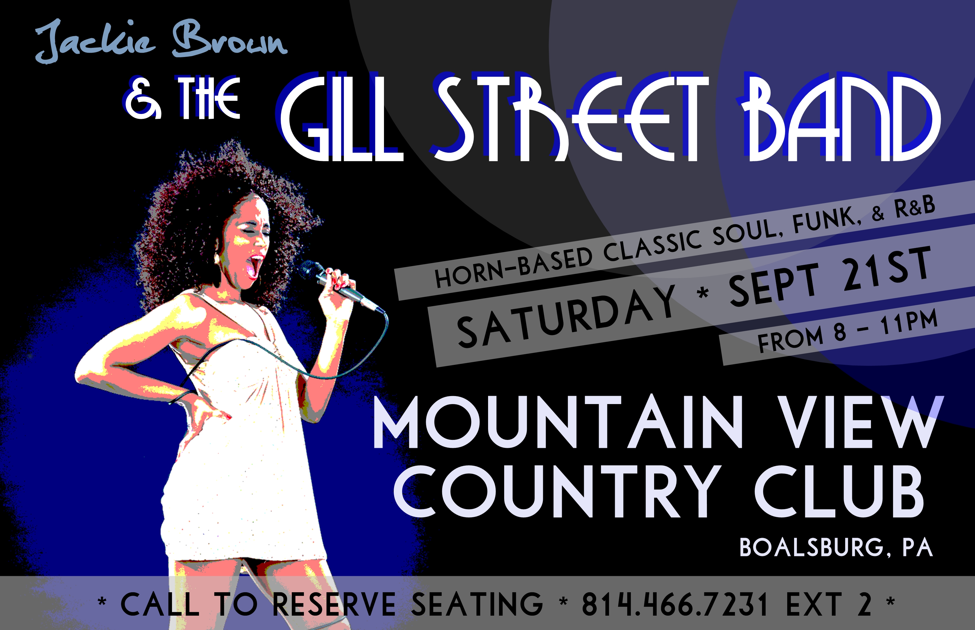GSB @ Mountain View Country Club (9/21)